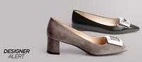 All for $399 Prada Women's Designer Shoes @ Belle and Clive