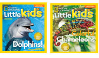 From $8 1 Year National Geographic Little Kids/Kids Subscription