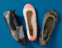 Up to 50% Off Yosi Samara Designer Flats on Sale @ MYHABIT