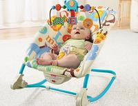 $32.99 Fisher Price Deluxe Infant-to-Toddler Rocker (Two Options Available)
