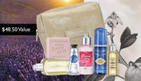 Free 7pc The Best of L'Occitane Free Gift($48.5 Value)  with Any $145 Purchase @L'Occitane