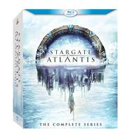 $44.99 Stargate Atlantis: The Complete Series [Blu-ray]