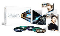 From $29.99 Stargate Atlantis: The Complete Series on Blu-ray and DVD