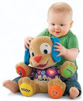 $15.51 Fisher-Price Laugh & Learn Love to Play Puppy
