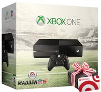 $399.99 + $35 Gift Card Madden 15 + Xbox One Console Bundle