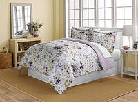As Low As $19.99 Essential Home Microfiber Comforter Set (6 choices)