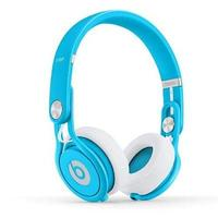 $149.99 Beats by Dre Mixr On-Ear Headphones | Neon Blue