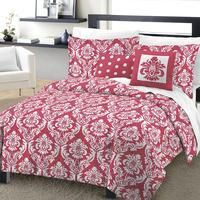 $11.89 One Home Marchaline Comforter Set - XL Twin