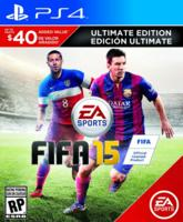Pre-Order Now Get a $25 promo eGift card with the purchase of EA FIFA 15 Ultimate Edition