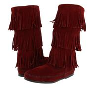 Up to 62% OFF + Extra 10% Off  Minnetonka Women's Shoes @ 6PM