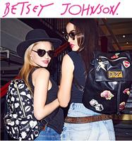 Extra 20% off $125 Sitewide @ Betsey Johnson