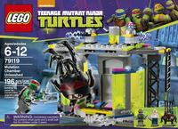$19.43 LEGO Ninja Turtles 79119 Mutation Chamber Unleashed Building Set