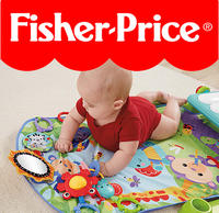 Up to 27% OFF Fisher Price Baby Shop On Sale @ 6PM