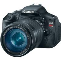 $649.99 Canon EOS Rebel T3i Digital SLR Camera with EF-S 18-135mm f/3.5-5.6 IS Lens