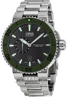 $1179.00 Oris Divers Mens Watch 743-7673-4157MB