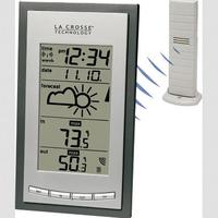 $14.88  La Crosse Wireless Weather Station WS-9077U