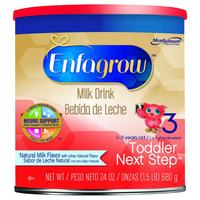 $16.98 Enfagrow Toddler Next Step Natural Milk, 24 Ounce