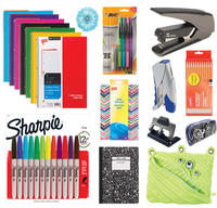 25% off Back to School Supplies (online or in store)@ Staples