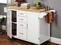 As Low As $109.99 Kitchen Carts & Storage on Sale @ woot!