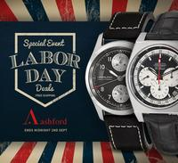 Up to 89% Off Labor Day Watches and Jewelry Sale @ Ashford