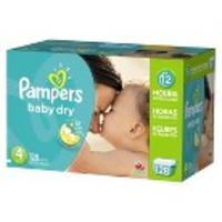 $25 Gift Card + Extra $1.5 Off 3 Packs Select Pampers Diapers @ Target