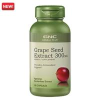 $18.99 GNC Herbal Plus® Grape Seed Extract 300 mg (Dealmoon Exclusive)