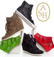 Up to 68% Off Ash Wedge Sneakers & Boots on Sale @ Neiman Marcus
