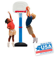 $24.99 Little Tikes TotSports Easy Score Basketball Set