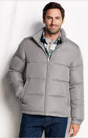 $31.98 Men's 600-Fill Down Jacket (3 Colors Available)