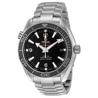 $3499.99 Omega Seamaster Plant Ocean Black Dial Stainless Steel Mens Watch(232.30.42.21.01.001)