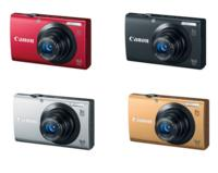 $39.99 Refurbished Canon PowerShot A3400 IS 16MP Digital Camera, 5x Optical Zoom Touch Panel LCD