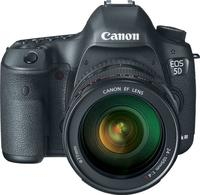 $2899.99 Canon EOS 5D Mark III DSLR Camera w/Canon 24-105mm Lens