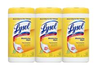$7.97 Lysol Disinfecting Wipes Value Pack, Lemon and Lime Blossom, 240 Count