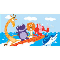 $2.48 Select Beach Towels @ ToysRUs