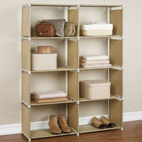 $13.99 8-Shelf Rack @ Brylane Home