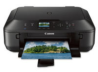 $54.99 Canon PIXMA MG5520 Wireless All-In-One Color Photo Printer (with Scanner, Copier and Auto Duplex Printing)
