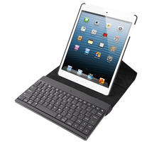 $49.99 and earn $40.50 in points iHOME Bluetooth Keyboard Case for iPad® Mini, Black