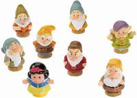$9.98  Fisher-Price Little People Disney Snow White and The Seven Dwarfs
