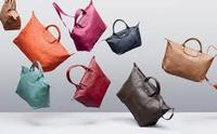 Up to 52% OFF Longchamp Handbags and Wallets on Sale @ Ideel
