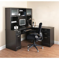 $110.49 Realspace Magellan Collection L-Shaped Desk
