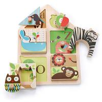 $19.99 Skip Hop Alphabet Zoo Match and Play Puzzle