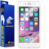 $0.95 Apple iPhone 6 & Plus Screen Protector Anti-Bubble Ultra HD - Extreme Clarity & Touch Responsive Shield
