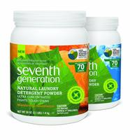 $6.11 Seventh Generation Natural Laundry Detergent Powder (50-Oz)