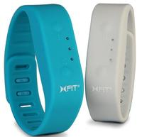 $38.99 2-Pack of Xtreme XFIT Activity Tracker Bluetooth Fitness Bands