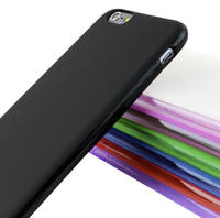 "$3.95 For Apple iPhone 6 4.7"" Premium Ultra Thin Slim TPU Gel Skin Case Matte Cover"
