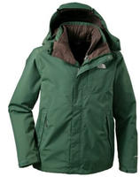 $149.88 The North Face Men's Grey Peak Triclimate Jacket