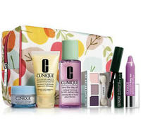 Free 6 Pc Gift + Extra Gifts with $65 Clinique Order @ Saks Fifth Avenue