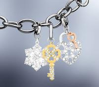 Free charm bracelet when you Purchase three Swarovski charms @ Swarovski