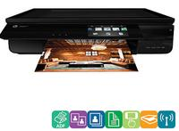 $125.98 HP ENVY 120 Wireless e-All-In-One Printer (Prints + Copies + Scans)
