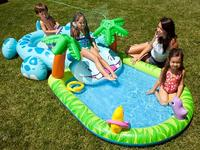 $9.99 Intex Hippo and Coco Fun Play Pool